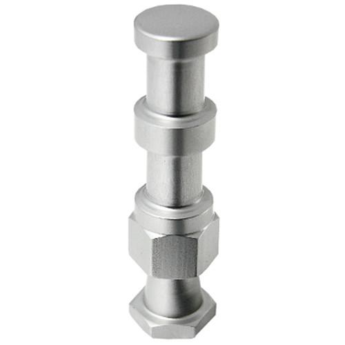 "Kupo 5/8"" Compact Aluminum Snap-In Pin (Silver)"
