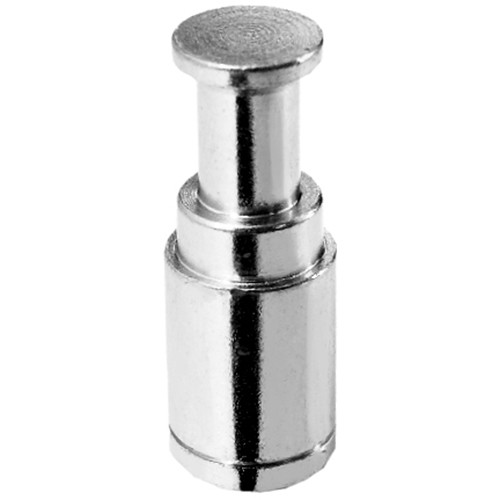 """Kupo 5/8"""" Male Adapter with Tapped M10 Female Thread"""