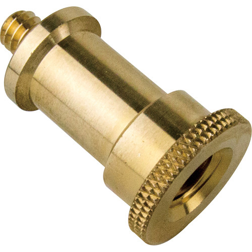 "Kupo Male Adapter Stud 5/8"" with 3/8""-16 Female Thread"