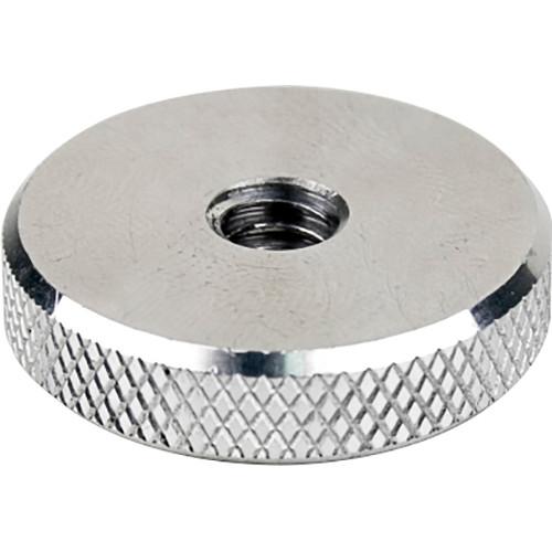 "Kupo Mini Round Knurled Knob with 1/4""-20 Female Thread (1"")"