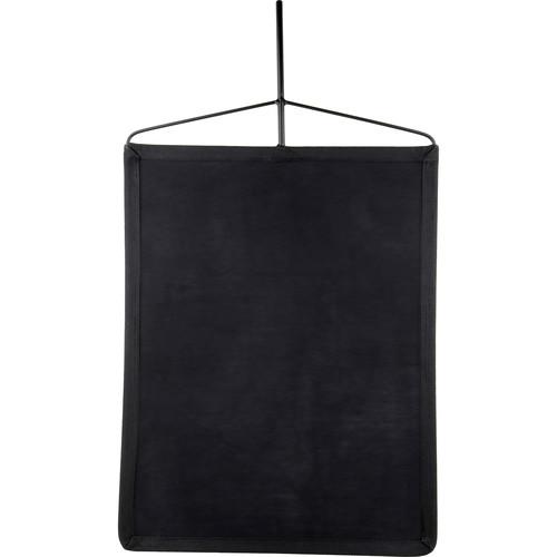 """Kupo Full-Frame Flag (Black Denim, 24 x 36"""")"""