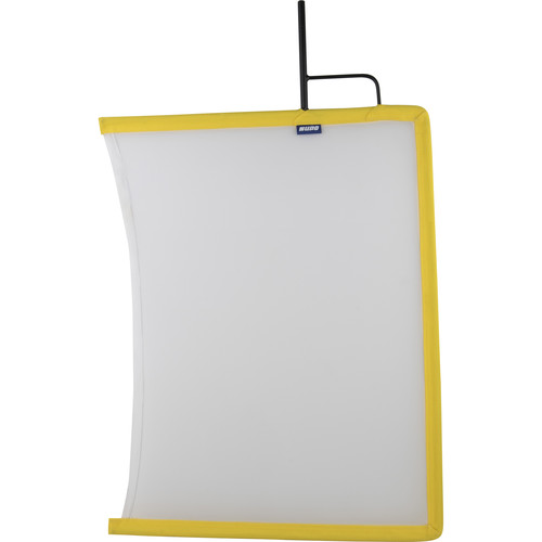 """Kupo White Artificial Silk with Open-Ended Frame (24 x 36"""")"""