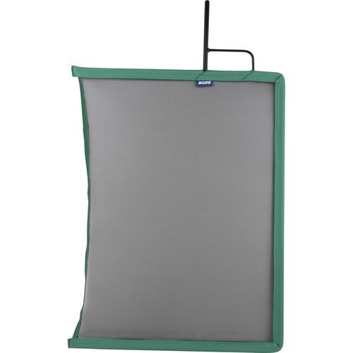 """Kupo Open End Flag Frame - Single Black Bobbin Net (24 x 36"""")"""