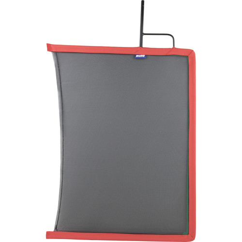 "Kupo Open-Frame Black Double Bobbinette Scrim (24 x 36"")"