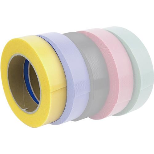 """Kupo MEZ EZ-Tie Roll (Yellow, 1.2"""" x 6.6 yd)"""