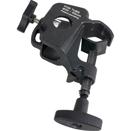 """Kupo 0.9 to 2.1"""" Quick Action Jr. Pipe Clamp"""