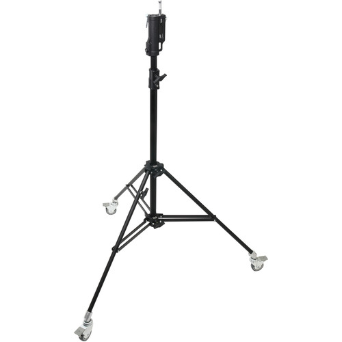 Kupo Master Combo Stand With Casters  (Black)