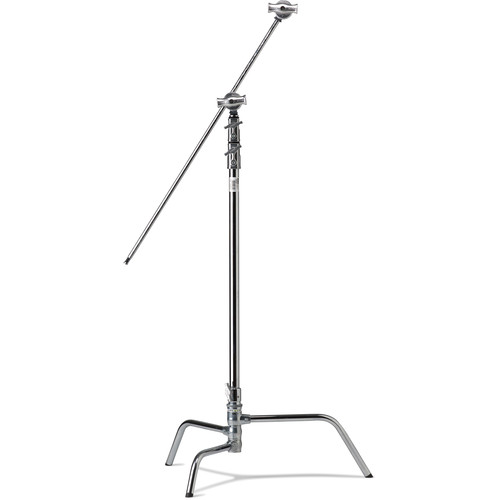 "Kupo 40"" Riser C-Stand Turtle Base Kit (Silver, 9.7')"