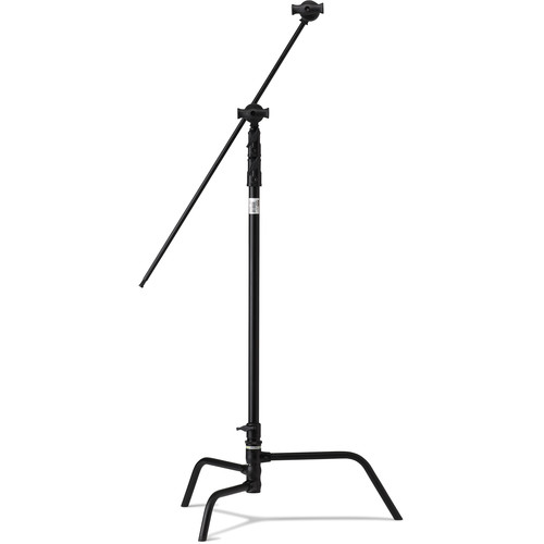 "Kupo 40"" Riser C-Stand Turtle Base Kit (Black, 9.7')"