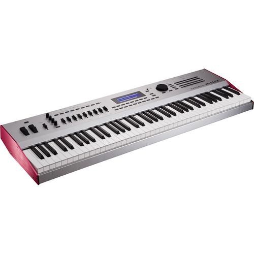 Kurzweil Artis7 76 Key Stage Piano (Semi Weighted Keyboard)