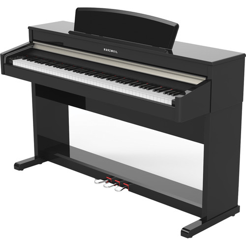 Kurzweil Andante CUP110 German Grand Piano (Black)