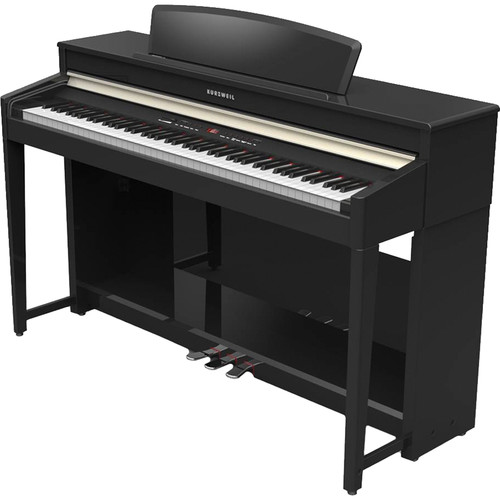 Kurzweil CUP 120 Grand Digital Piano (Black Ebony Polish)