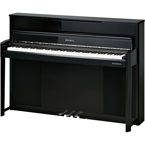 Kurzweil CUP1-EP Compact Digital Upright Piano (Ebony)