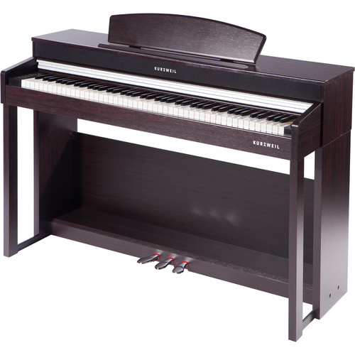 Kurzweil Andante Series AMS-CUP220-SR 9' German Concert Digital Grand Piano (Simulated Rosewood)