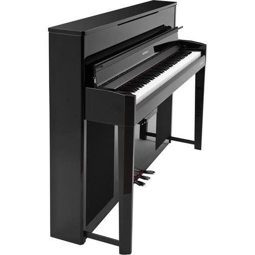 Kurzweil Compact Upright Digital Piano (Black)
