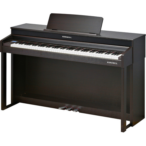 Kurzweil Digital Upright Piano - Rosewood