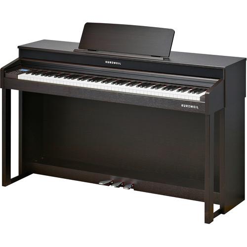 Kurzweil CUP320-SR Digital Upright Piano - Satin Rosewood
