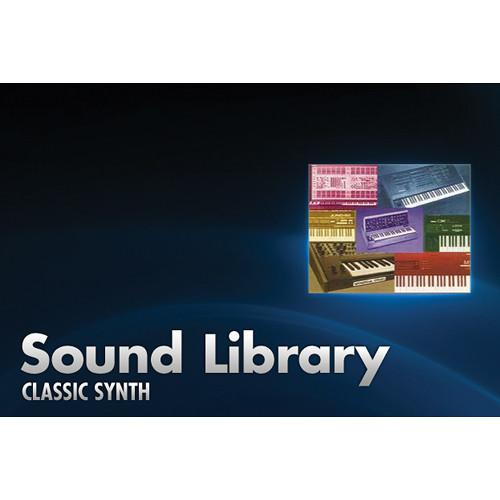 Kurzweil K2 Series Classic Synth CD-ROM