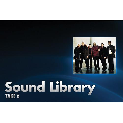 Kurzweil Take 6 CD-ROM