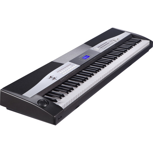 Kurzweil KA110 Arranger 3-Pedal Digital Stage Piano (Black)