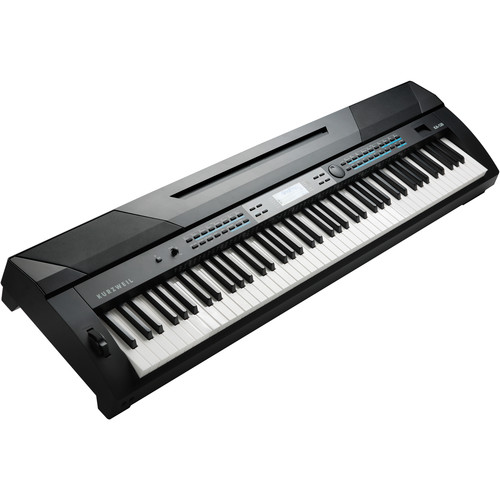 Kurzweil KA-120 88-Note Fully-Weighted Hammer-Action Portable Digital Piano
