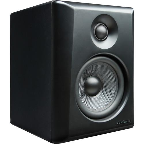 Kurzweil KS-50A Compact High-Performance Active 2-Way Studio Monitors (Pair)
