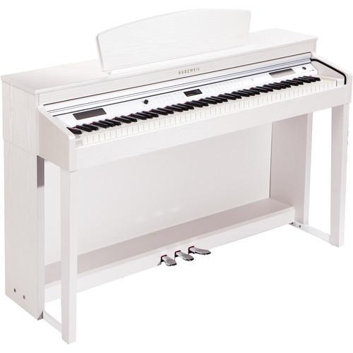 Kurzweil M3W Digital Piano (White)