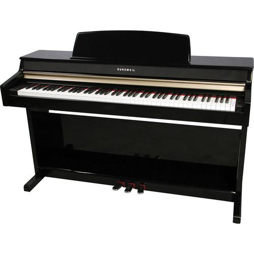Kurzweil MP10F-BP Digital Piano Ebony Polish