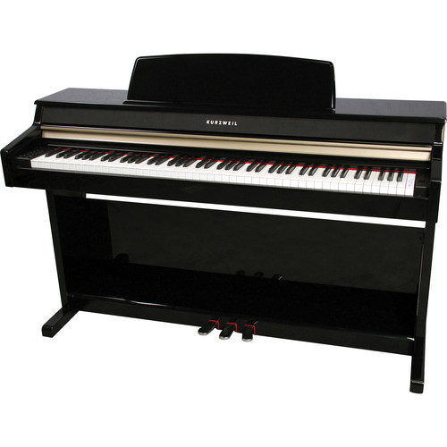 Kurzweil MP10F-BP Digital Piano Ebony Polish