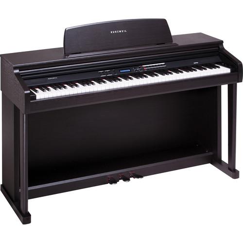 Kurzweil MP-15 Digital Piano (Simulated Rosewood)