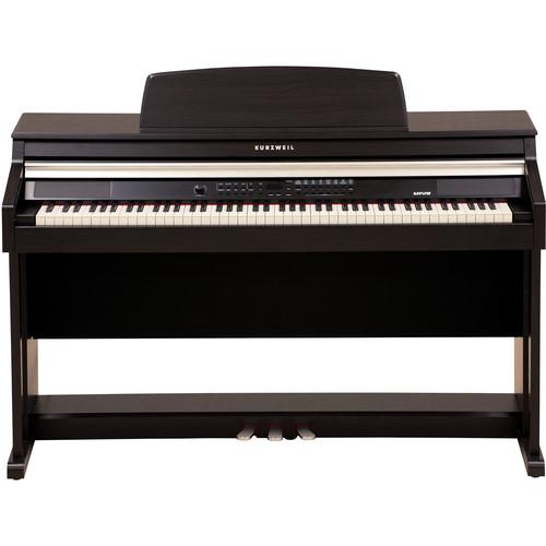 Kurzweil MP-20 Digital Piano (Black)