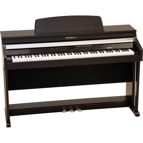 Kurzweil MP20F-SR Digital Piano (Satin Rosewood)