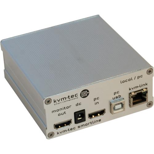 KVM-TEC SVX1L Smartline Single Extender (Local Unit)