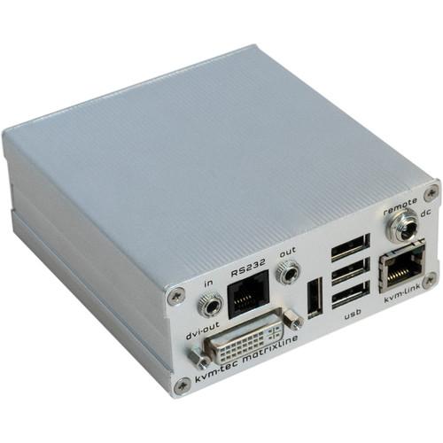 KVM-TEC MX 2000 Matrixline IP Receiver