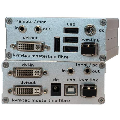 KVM-TEC MVX1-F Masterline Fiber Extender