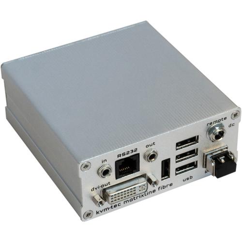 KVM-TEC MX1-FR2000 Matrixline Single Fiber Extender (Remote Unit)
