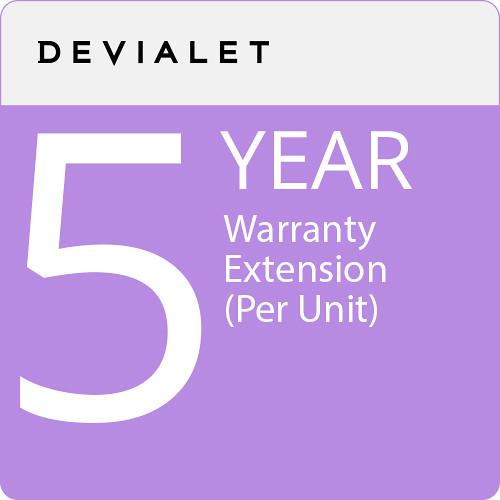 KVM-TEC 5-Year Warranty Extension (Per Unit)