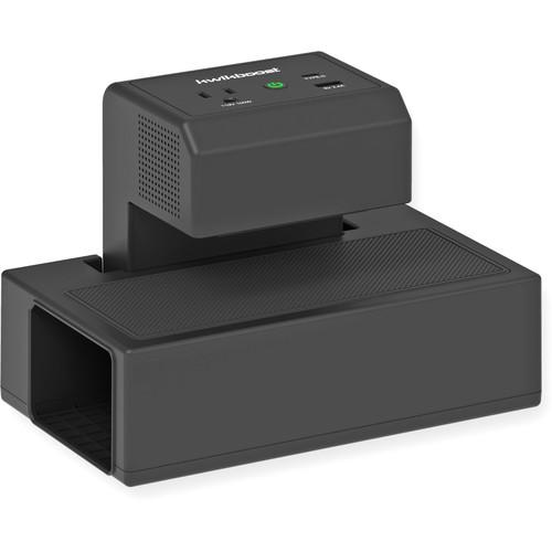 KwikBoost EdgePower The Edgepower Clamp-On Desktop Charging Unit