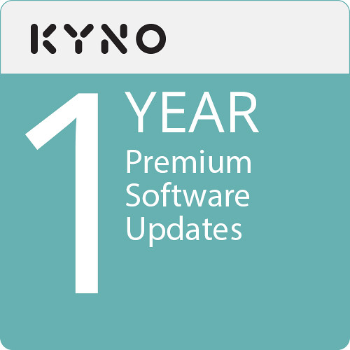 KYNO 1 Year of Updates for Media Management Software Premium (Download)