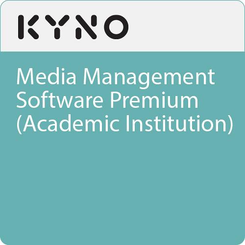 KYNO Media Management Software Premium (Academic Institution, Download)
