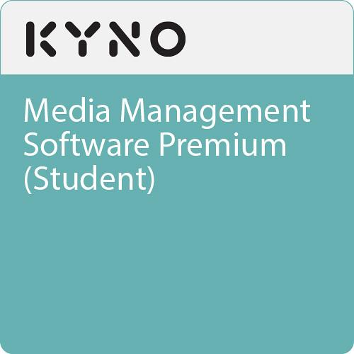 KYNO Media Management Software Premium (Student, Download)