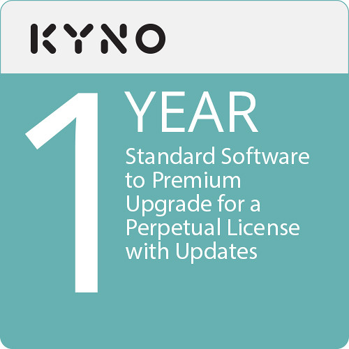 KYNO Media Management Software Standard to Premium Upgrade (Download)