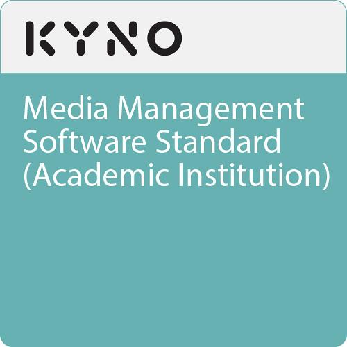 KYNO Media Management Software Standard (Academic Institution, Download)