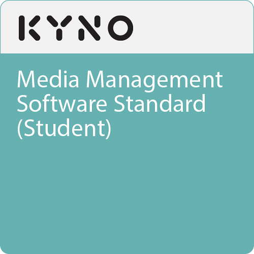 KYNO Media Management Software Standard (Student, Download)
