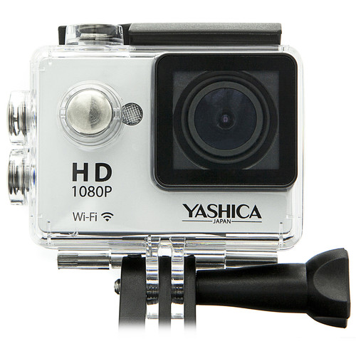 Kyocera / Yashica YAC-301 Full HD 1080p Action Camera