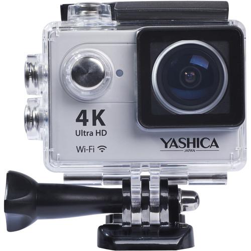 Kyocera / Yashica YAC-400 Action Camera with Wi-Fi