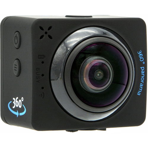 Kyocera / Yashica YAC-436 360° Hemispherical Action Camera