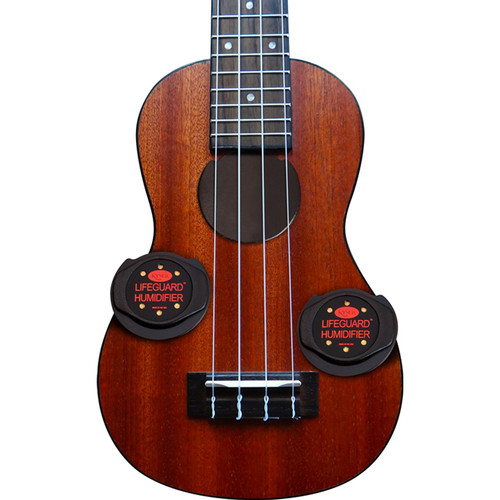 KYSER Lifeguard Humidifier for Concert Ukuleles
