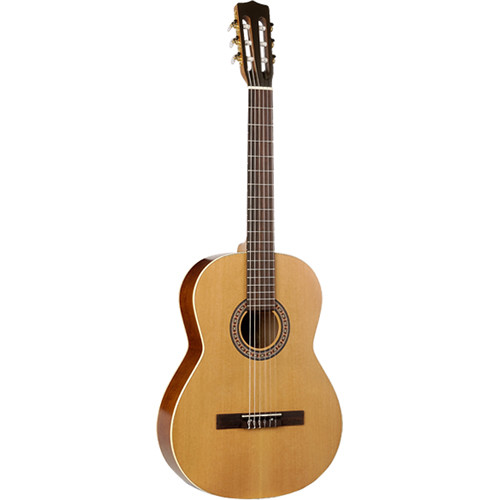 La Patrie Guitars Etude Nylon-String Acoustic Guitar (Natural High-Gloss)