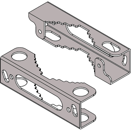 Lab.Gruppen Pole Mount Kit for Lucia Amplifier Mounting